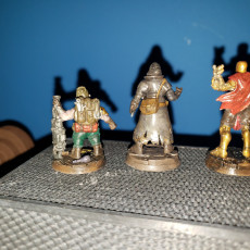 Picture of print of Merchant Guilds - Core Crew