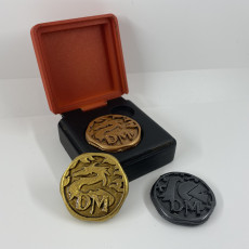 The Dungeon Master's Coin for D&D