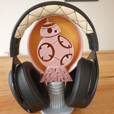 Star Wars BB8 Headphone Stand