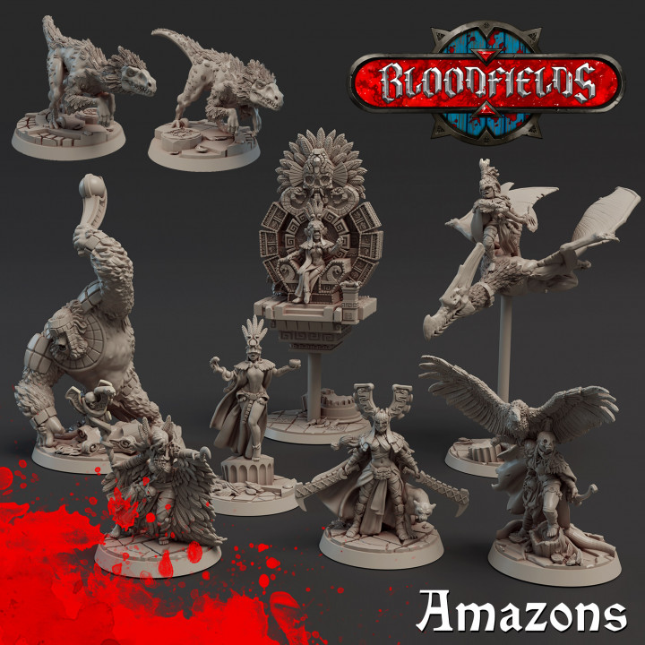 Add-on - Amazons's Cover