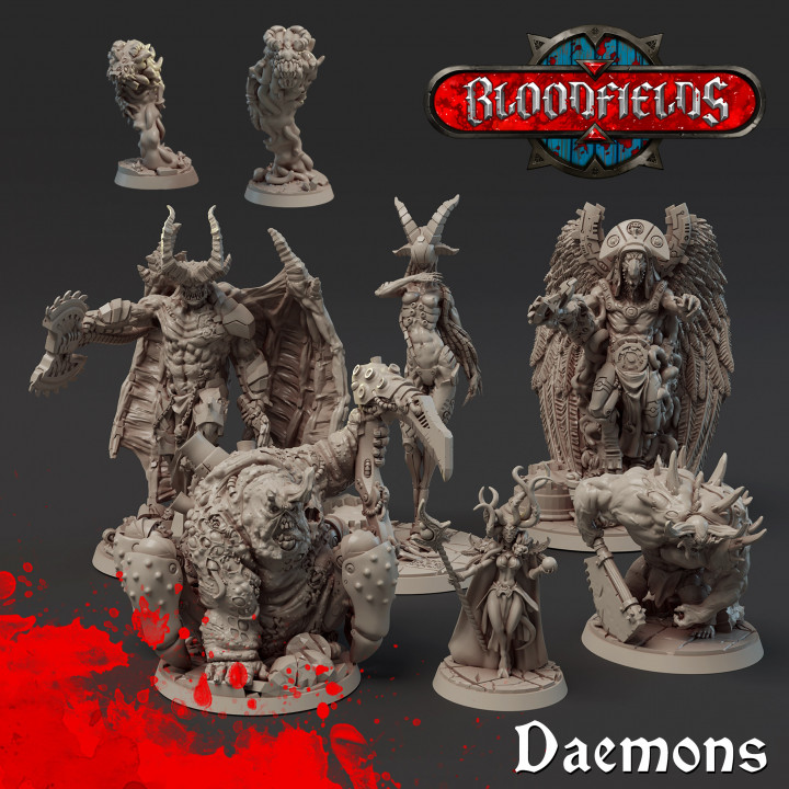 Add-on - Daemons's Cover