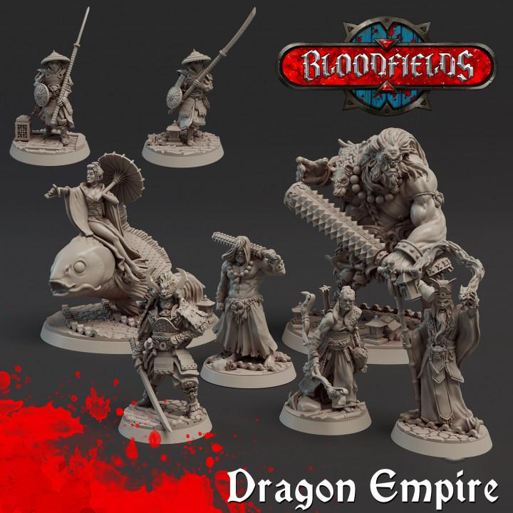 Add-on - Dragon Empire's Cover