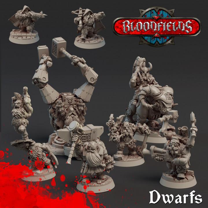 Add-on - Dwarfs's Cover