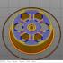 Traxxas TQi wheel (no supports) image