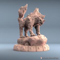 Earth / Rock Elemental Beast