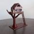 Summer Treehouse Lamp image