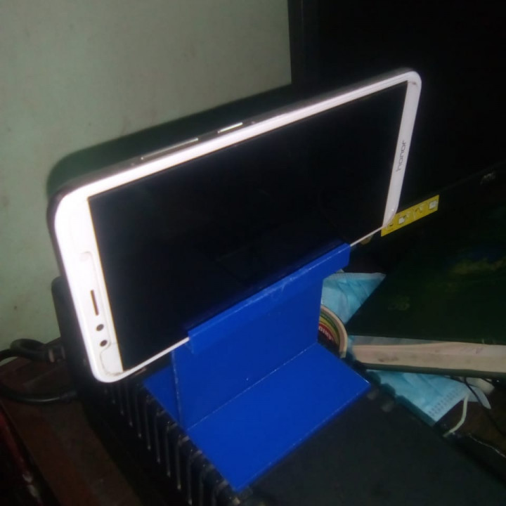 90 degree mobile stand