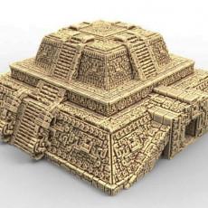 Ziggurat Temple of the Ancients