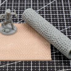 Arched Cobblestone Texture Foller