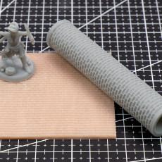 Small Brick Texture Rollter