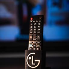 TV REMOTE STAND