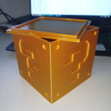 Picture of print of Mario Mystery Box