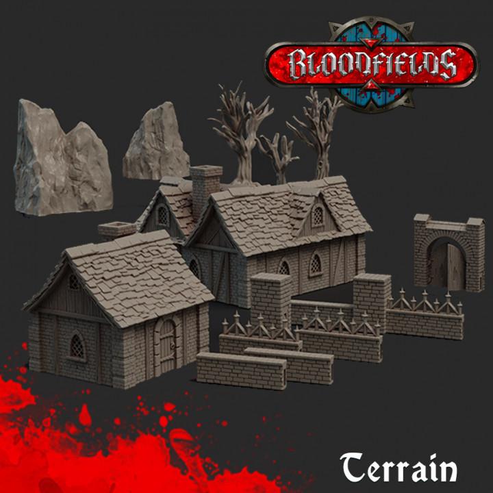 Terrain Models (20+ Models)'s Cover