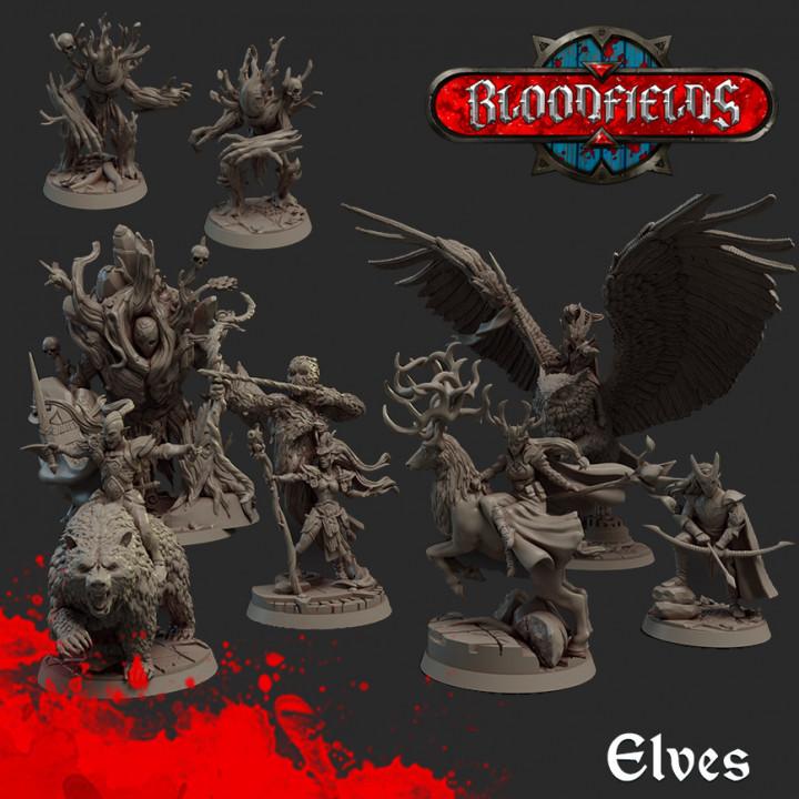 8x Elves Models's Cover