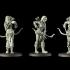 elf archer 3D image