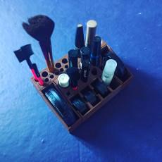 Portacosmeticos (makeup organizer)