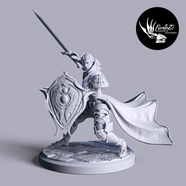 Ren Zorener The Brave
