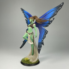 Picture of print of Fairy