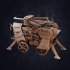 Dragon Trappers Wagon - Presupported image
