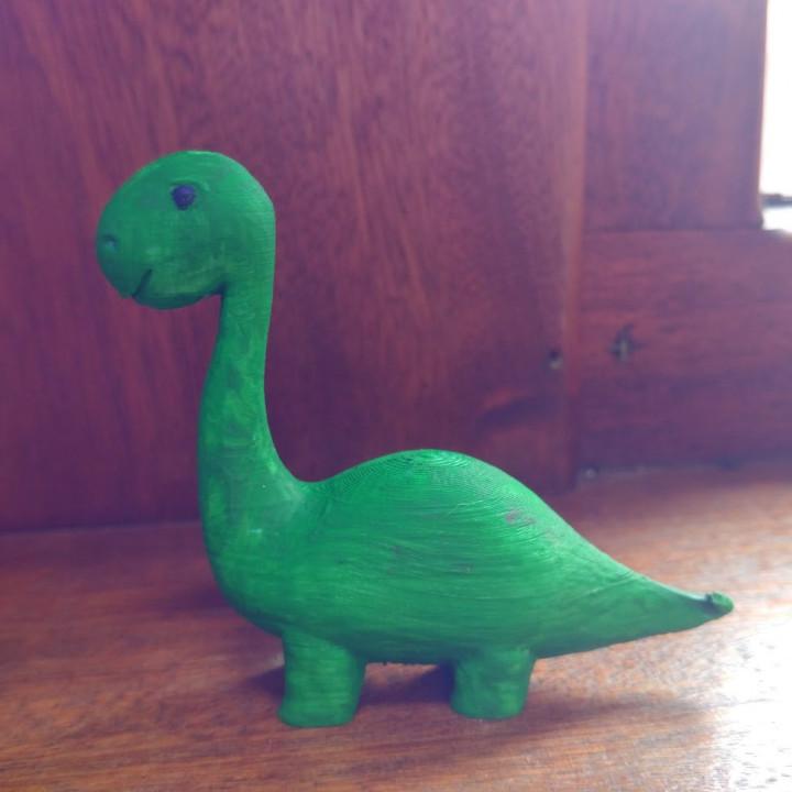 Diplodocus (Long Neck as my child calls it)
