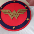Wonder woman shield (DC super hero girls) image