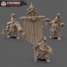 Dwarf Slayer Command Group
