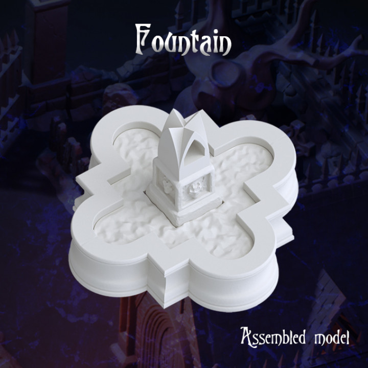 Fountain's Cover