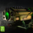 Toxic Avenger - Heavy gun for cosplay image