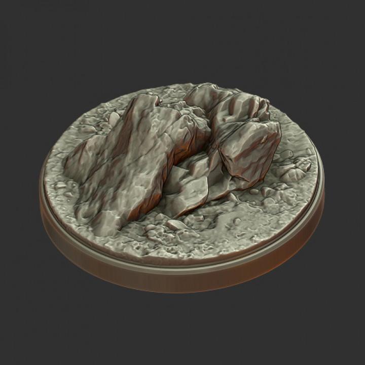 Miniature Base #17 50mm