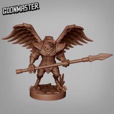 Eagle Spearman 2