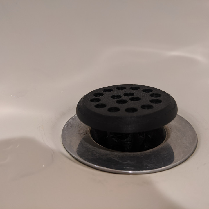 Bathtub Drain Hair Catcher Plug