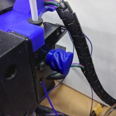 Anycubic i3 Mega Filament Extruder Drive Gear Knob