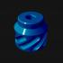 Anycubic i3 Mega Filament Extruder Drive Gear Knob image