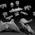 Modular Battle Angels (28mm compatible wargame proxy) image