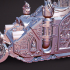 Battle Nun Organ Tank (28 mm compatible) image