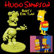 HUGO SIMPSON (BART'S EVIL TWIN)
