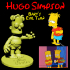 HUGO SIMPSON (BART'S EVIL TWIN) image