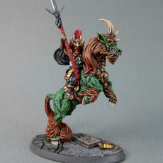 Picture of print of Dragon Empire Kirin