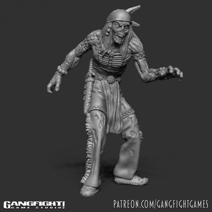Native Zombie 2