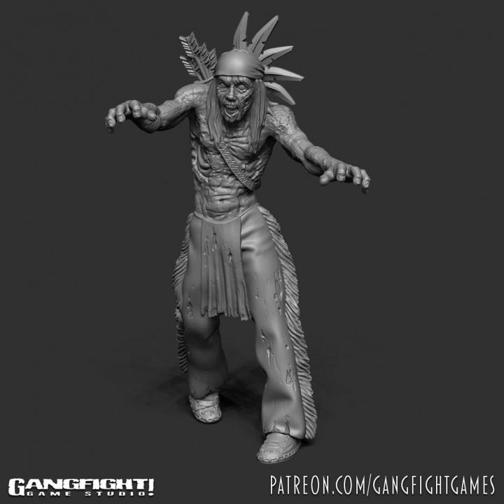 Native Zombie 1