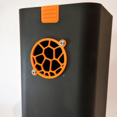 40mm Voronoi Fan Grill