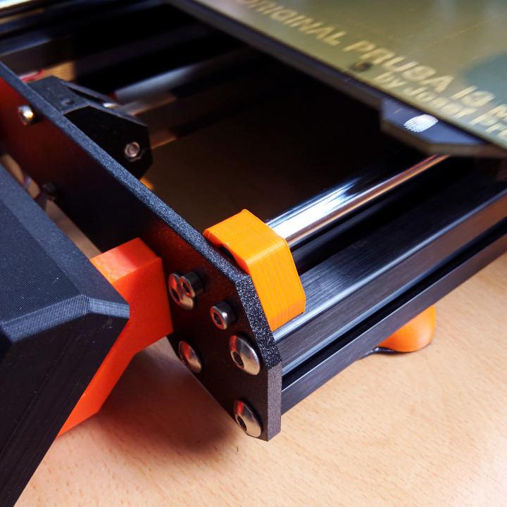 Solid Prusa i3 MK3S Y Rod Holder