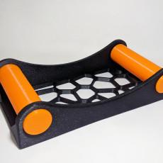 Voronoi Filament Spool Holder