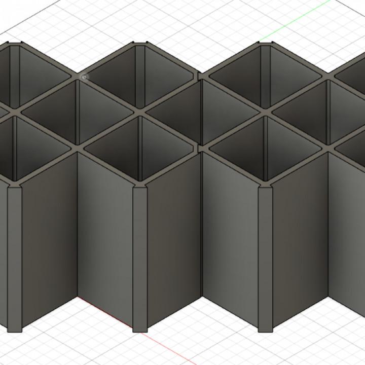 Modular Spice Rack