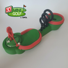 Hole 4 - Mini Golf