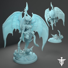 Death-scythe Succubus