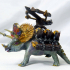 Siege triceratops (optional arrow launcher) image
