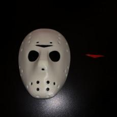 Jason Voorhees Mask (Full Size)