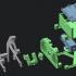 KlannBot KL-204 Arduino spider robot image