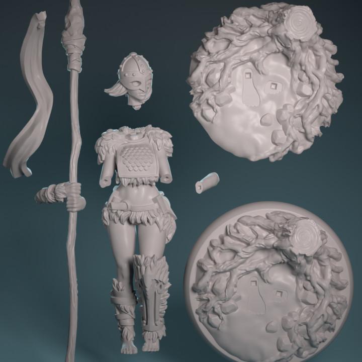 Spear Maiden